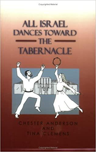 All Israel Dances Toward the Tabernacle